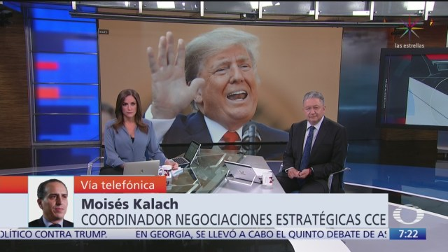Video: Entrevista completa de Moises Kalach en Despierta