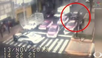 Foto: Hombres armados ingresaron al Tecnológico de Monterrey, campus Santa Fe y balearon a un hombre, lo venían siguiendo desde una sucursal bancaria