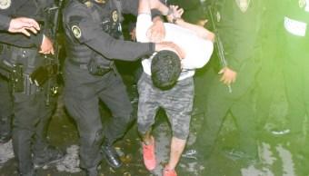 FOTO Dictan prisión preventiva a integrantes de La Unión Tepito
