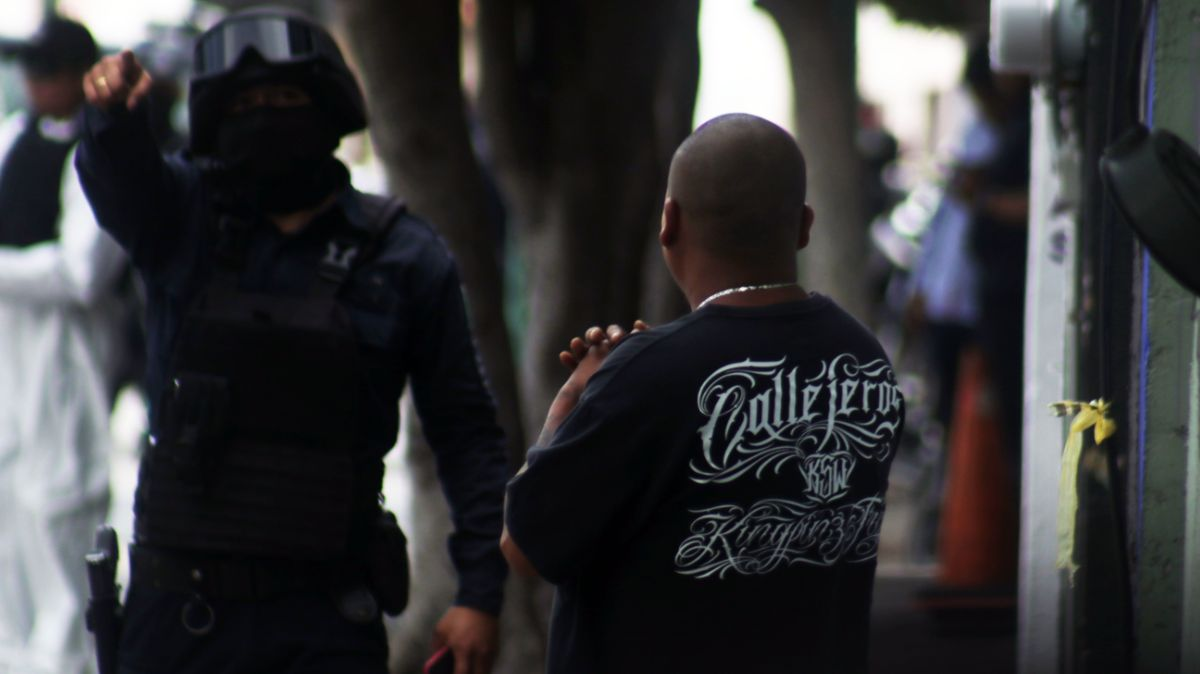 Violencia en Morelos.