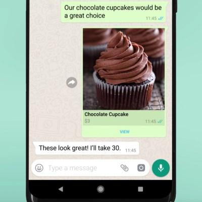 ¿Tienes un negocio? WhatsApp ya te permite crear un catálogo de tus productos