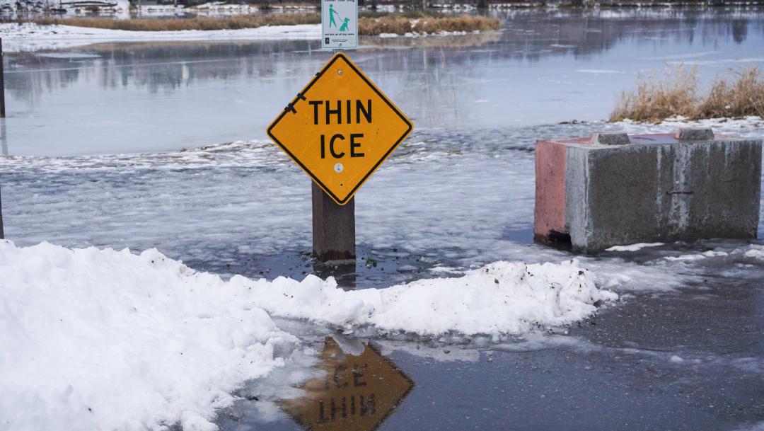 Foto: Alaska alcanza récord con temperaturas más altas de su historia en 2019, 27 de diciembre de 2019, (Reuters)