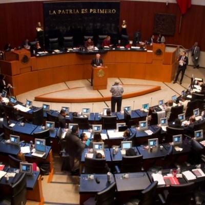 Senado aprueba modificaciones al T-MEC