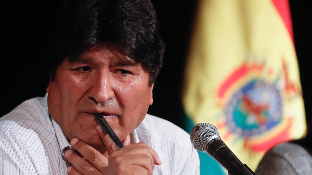 FOTO: Evo Morales viaja a Cuba por razones de salud, el 10 de febrero de 2020