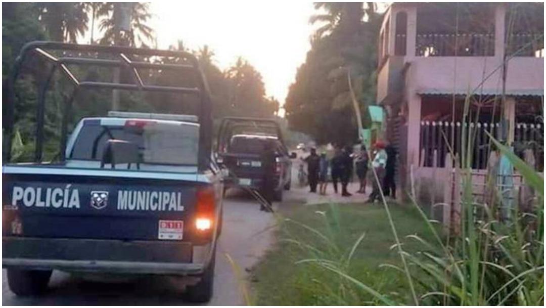 Foto: Un menor le disparó a dos de sus amigos por accidente en Tabasco (Facebook)