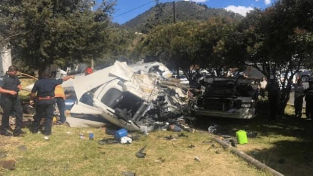 accidente trailer atlacomulco