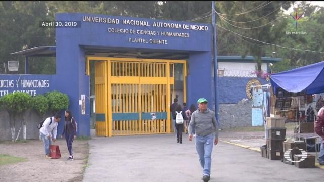 Foto: Aidée Mendoza Murió Disparo Interior Cch Oriente 10 Diciembre 2019