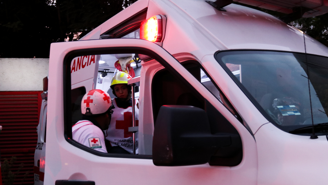 FOTO: Ambulancia CDMX