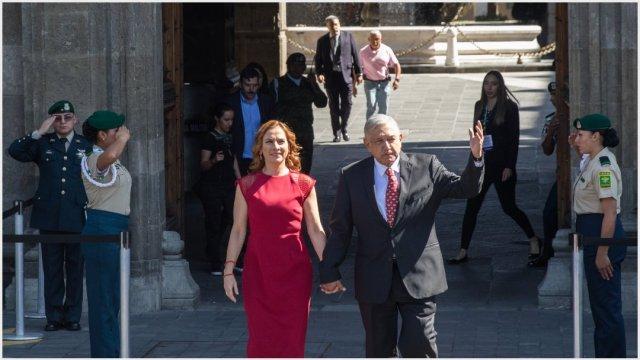 Foto: AMLO asegura que ya cumplió casi todos sus compromiso, 1 de diciembre de 2019 (MOISÉS PABLO /CUARTOSCURO.COM)