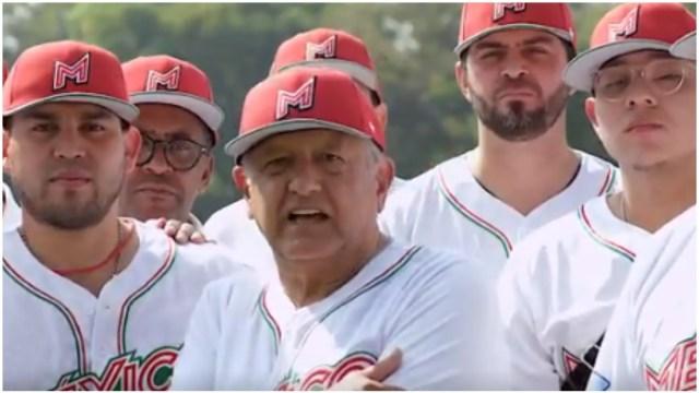 Foto: El presidente López Obrador pide a los jóvenes alejarse de las drogas, 21 de diciembre de 2019 (Twitter)