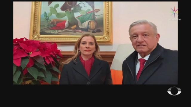 Foto: Amlo Envía Mensaje Navideño 24 Diciembre 2019