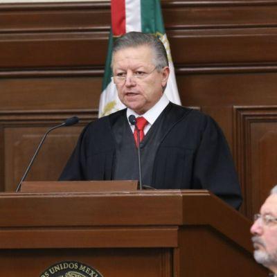 Ministro Arturo Zaldívar
