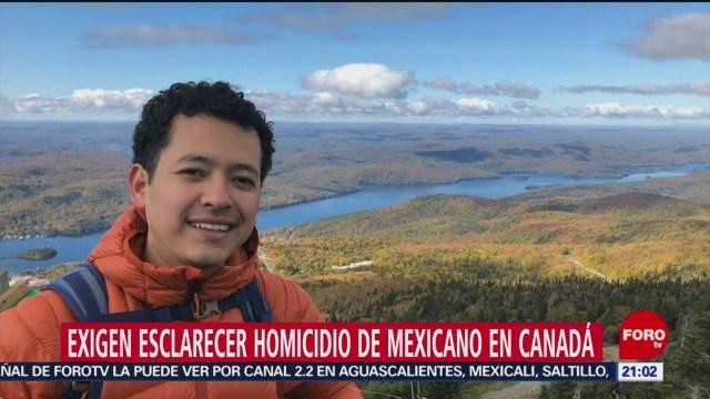 Foto: Asesinan Ingeniero Mexicano Canadá Matan 26 Diciembre 2019