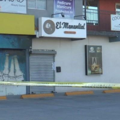 Asesinan a cuatro mujeres en un bar de Chihuahua