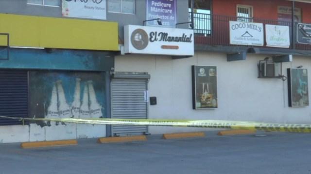 Foto: Asesinan a cuatro mujeres en un bar de Chihuahua
