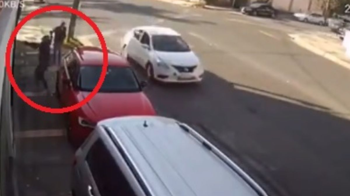 Ataque a pareja en Cuernavaca