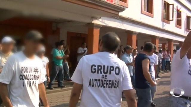 Foto: Los hombres armados también dispararon contra la casa de otro exautodefensa conocido como 'El Gordo'