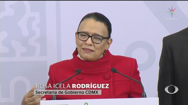Foto: Autoridades Capitalinas No Criminalizar Karen Espíndola 5 Diciembre 2019