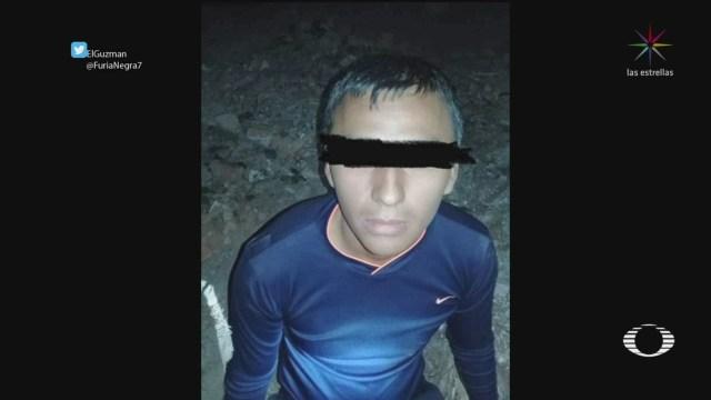 Foto: Detienen Elemento Guardia Nacional Vinculado Homicidio Mazatlán 26 Diciembre 2019