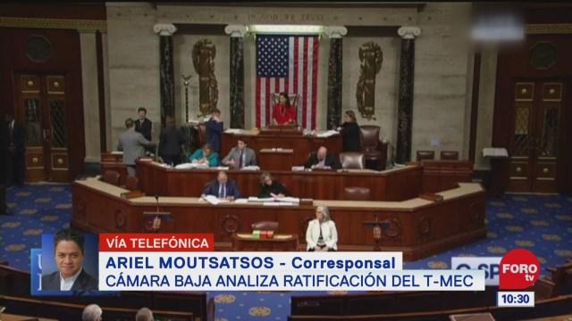 camara de representantes analiza ratificacion del t mec
