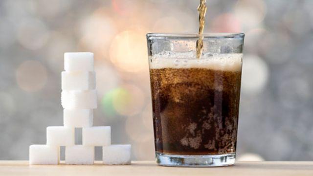 Consumo de azúcar.