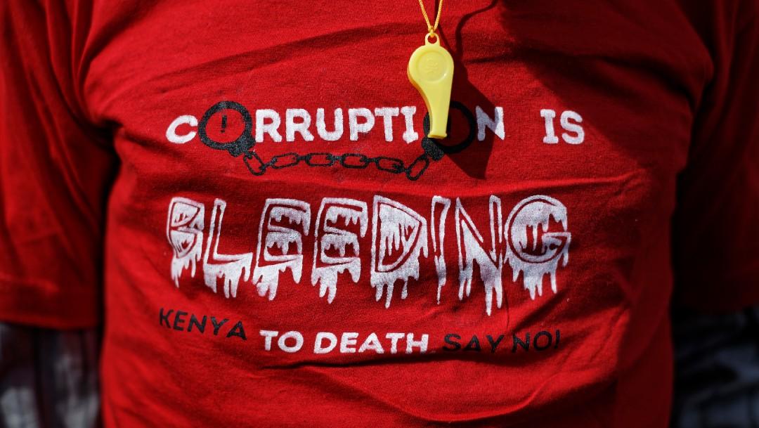 Foto: Corrupción en el mundo cuesta dos billones de dólares anuales