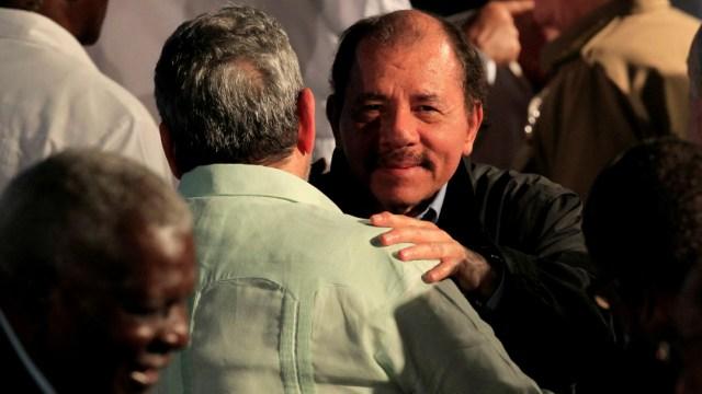 Daniel Ortega cadena perpetua por crimenes de odio