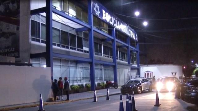 Foto: Detienen a 28 menores de edad por disturbios en Edomex, el 4 de diciembre de 2019 (Noticieros Televisa)