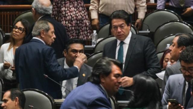Diputados se alistan para concluir periodo de sesiones