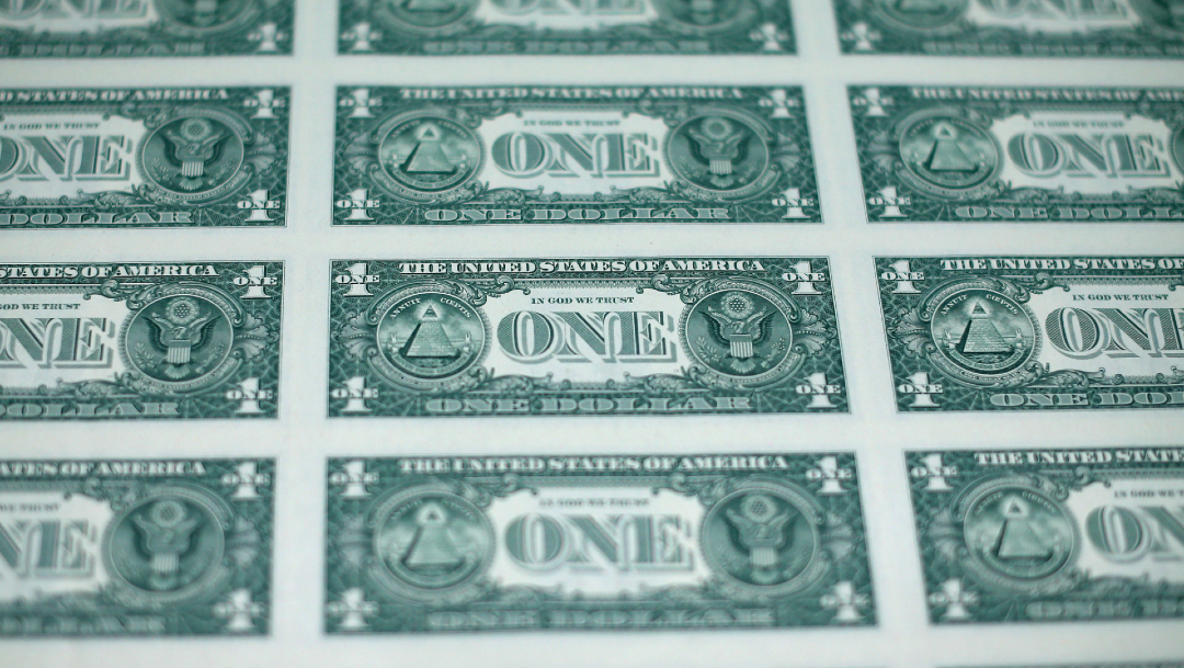FOTO Dólar se vende en 19.00 pesos este 16 de diciembre (Getty Images)