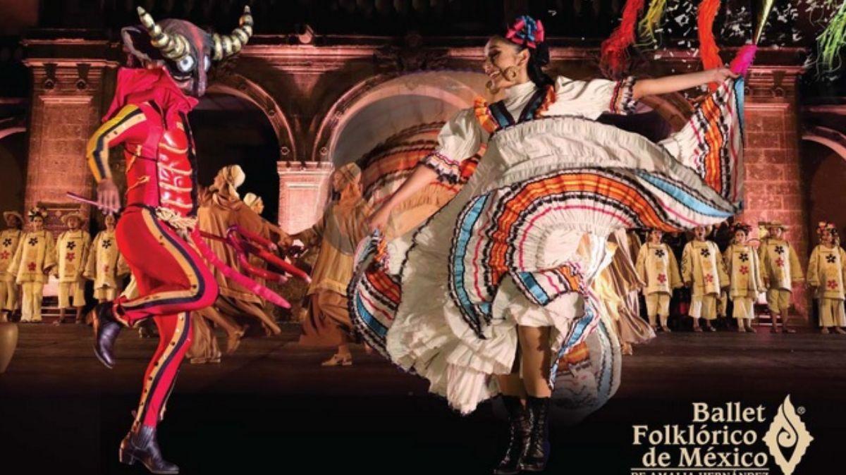 Ballet Folklórico de México.