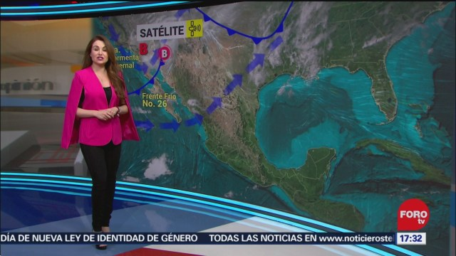 Foto: El Clima Mayte Carranco 27 Diciembre 2019