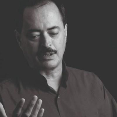 Fotografía del escritor, poeta y traductor, Enrique Servín Herrera, 8 diciembre 2019