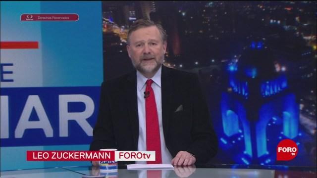 Foto: Hora Opinar Leo Zuckermann Fortov Programa Completo 12 Diciembre 2019