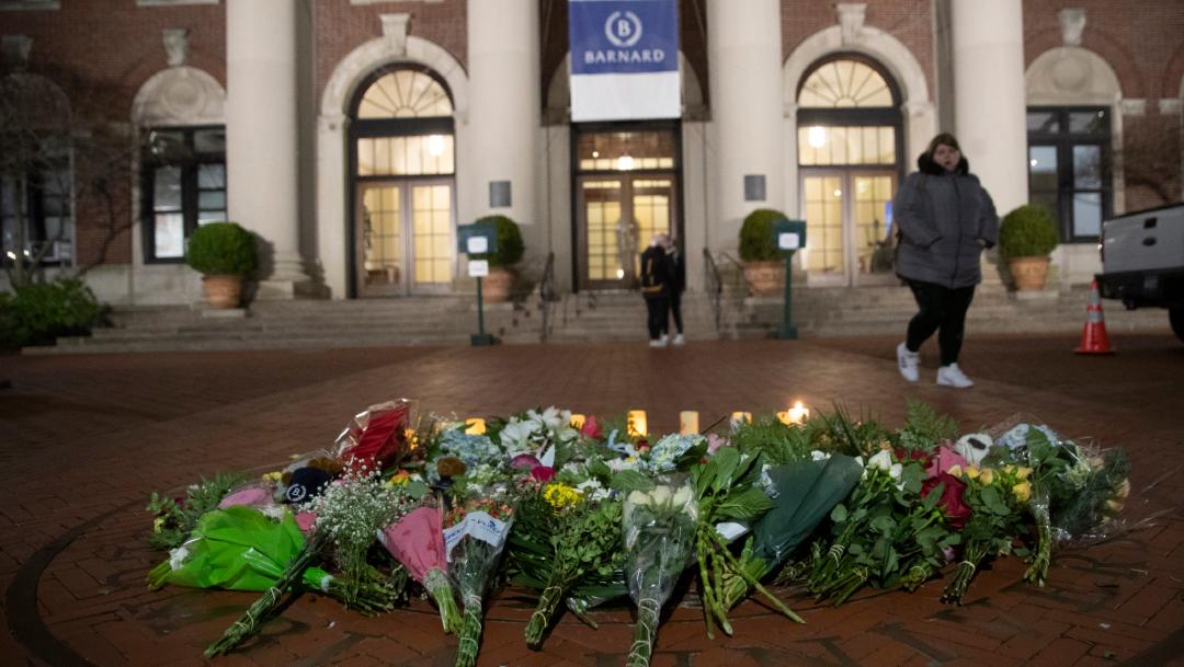 Foto: Una universitaria fue asesinada en un parque de Manhattan, 13 diciembre 2019