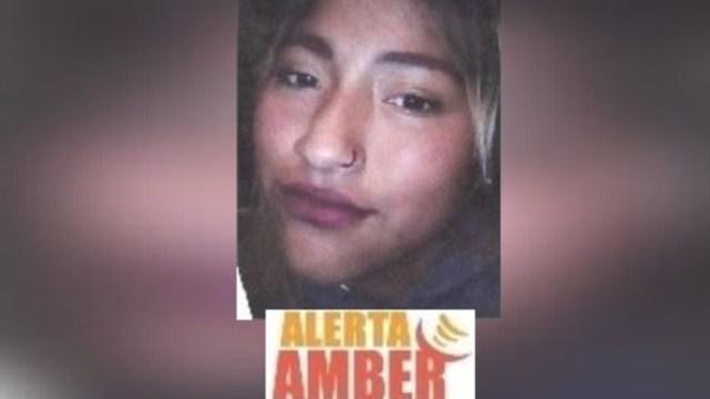 Activan la Alerta Amber para localizar a Evelyn Juliana Gómez Castillo, de 14 años de edad.