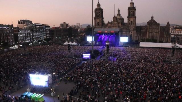 Foto: El Gobierno de la Ciudad de México, a través de la Secretaría de Cultura local, organizó el Festival Radical Mestizo, que es un encuentro de música contemporánea definida en ritmos híbridos y de fusión