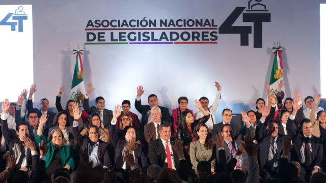 Asociación Nacional de Legisladores de la 4ª Transformación