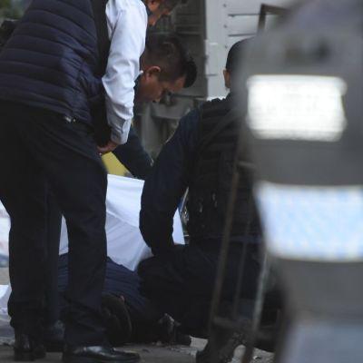Balacera deja un muerto y dos lesionados en Iztacalco, CDMX