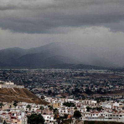 Lluvias provocan inundaciones en Tijuana