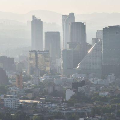Incendios en CDMX agravan Contingencia Ambiental