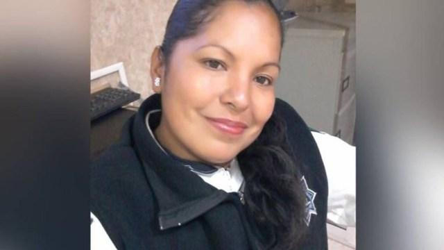 Foto: La oficial que perdió la vida fue identificada como Gabriela Núñez Duarte, 15 diciembre 2019