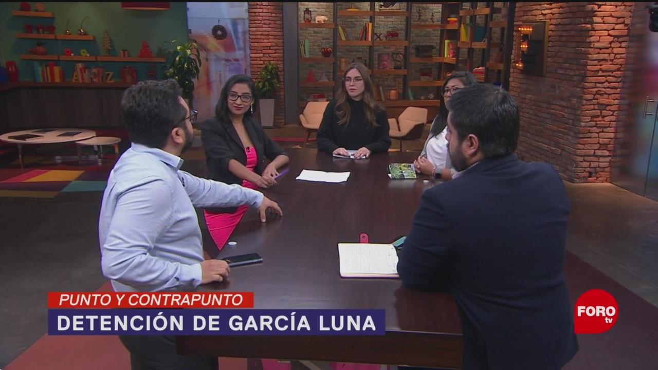 Foto: Genaro García Luna No Declara Culpable Ni Inocente 11 Diciembre 2019