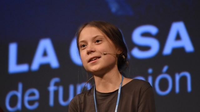 """FOTO Greta Thunberg: """"Espero que esta COP deje algo concreto"""" (Getty Images)"""