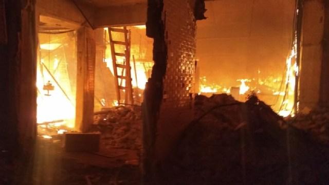 incendio merced cdmx