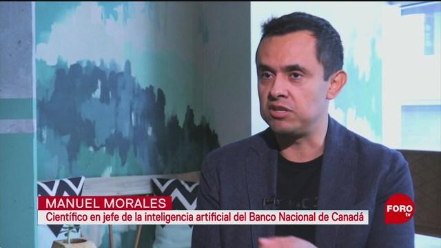 FOTO:Inteligencia artificial en los bancos, 7 diciembre 2019