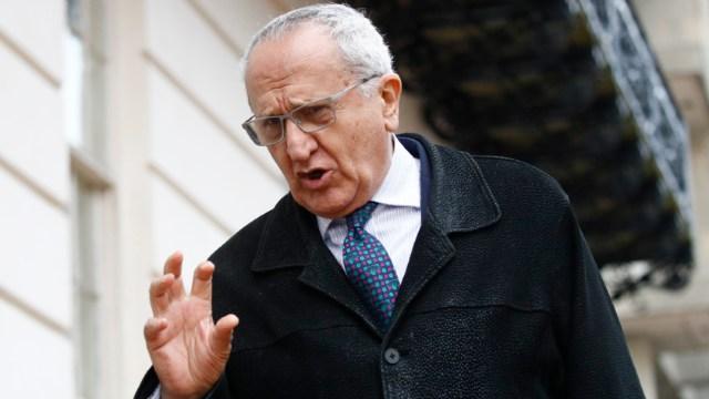 Foto: El subsecretario para América del Norte de la cancillería mexicana, Jesús Seade, 27 noviembre 2019