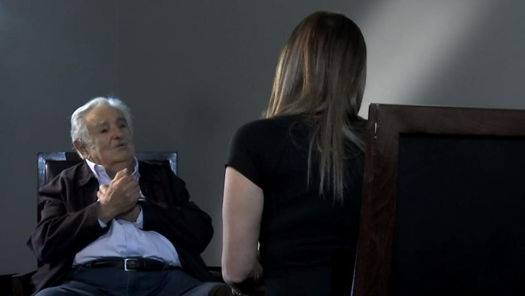 Foto:'México ha sido el país más castigado de la historia', dice José Mujica en entrevista para Despierta