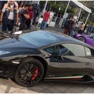 Venden Lamborghini en 5.6 mdp durante