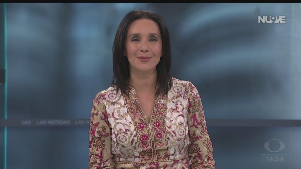 FOTO: Noticias Karla Iberia Programa Completo 11 Diciembre